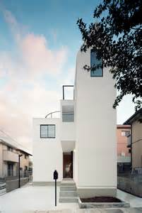 Japan Skinny House Breezy Japanese Micro House Is Only 7 Feet Wide But It