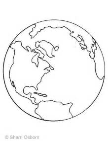 earth coloring page i the earth printable craft