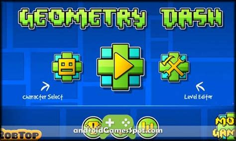 download free full version games for android phone geometry dash android game free download
