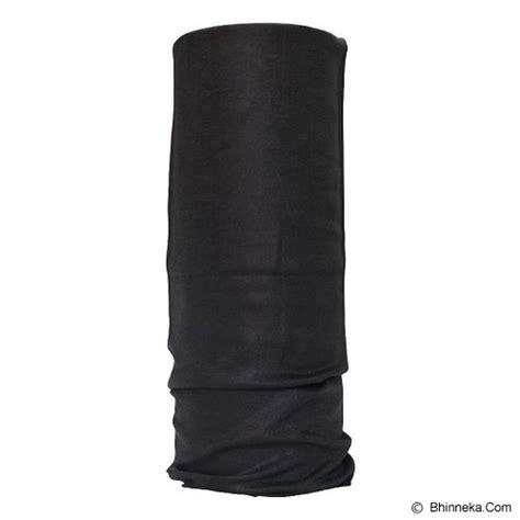 jual ck bandana bandana multifungsi motif hitam polos