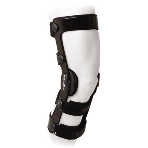 Knee Support Ligament donjoy elite 4titude knee brace ligament support ebay