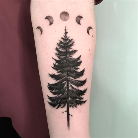 the maine tattoos best 25 tree sleeves ideas on forest