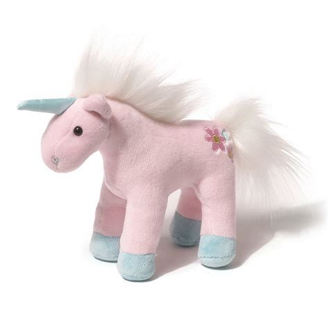 Boneka Unicorn Chatters Magical Sound Plush 6 Inch Gund gund unicorn chatters 6 inches baby gifts singapore