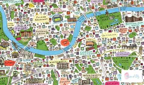 How To Search By City On How To Find An Expert City Illustrated Map Designer Gage Babcock