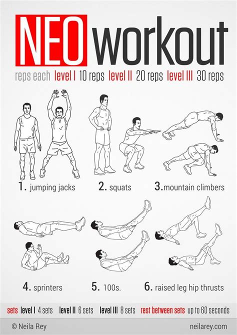100 workouts that don t require equipment 46 pics