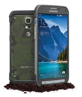 Att Rugged Phone by Samsung Galaxy S5 Active Rugged Phone Now Available From
