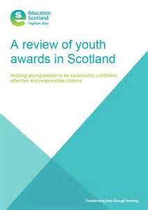 muir award features in education scotland report