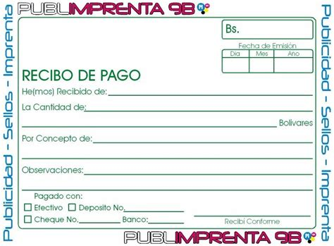 cmo puedo imprimir un recibo de pago en la plataforma del talonario de recibo de taxi de pago de condominio y