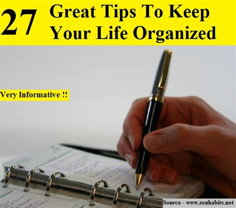 good tips on how to keep your house clean trusper 27 great tips to keep your life organized home and life tips