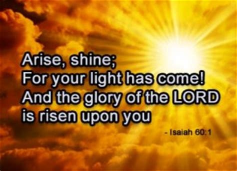 When The Light Has Come by Rise And Shine