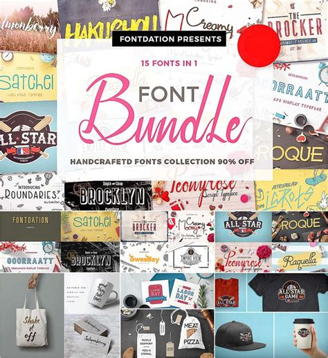 Handcrafted Font - handcrafted font bundle free