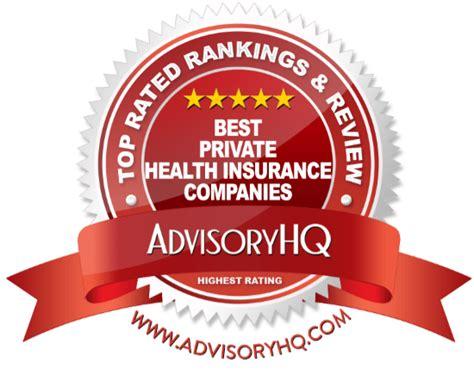 best health insurance companies top 6 best health insurance companies 2017