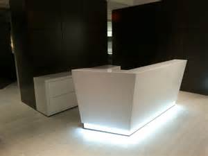 standing reception desk rooms