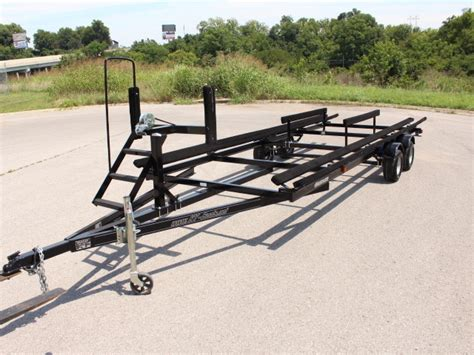 pontoon boat trailer specifications 2017 hustler tandem axle trailers new for sale in richmond