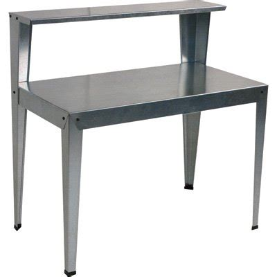 galvanized potting bench poly tex galvanized steel potting bench model hg2000