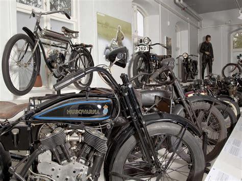 Husqvarna Motorrad Schweden husqvarna fabrikmuseum j 246 nk 246 ping in schweden smaland