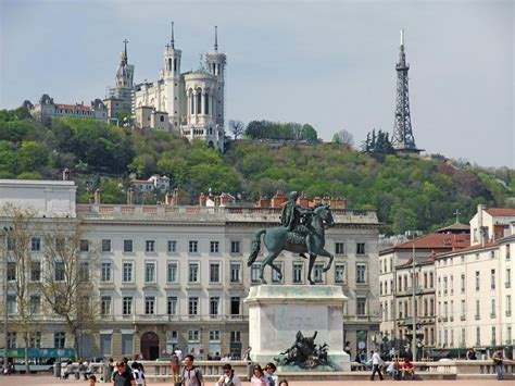 pin lyon france tourist map see details from wwwlfeenet on