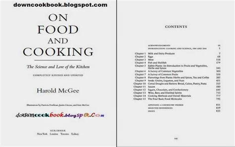 Pdf Food Cooking Science Lore Kitchen by Fish The Cook Techniques Recipes Series