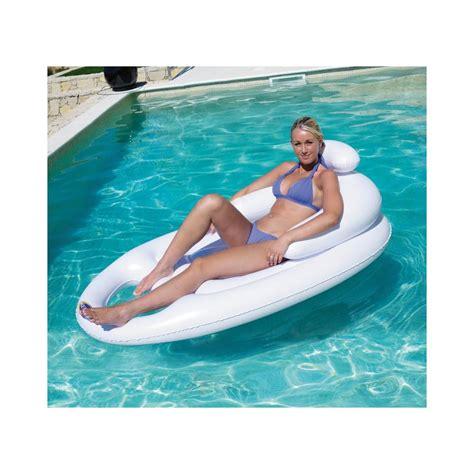 fauteuil gonflable pour piscine fauteuil piscine gonflable lounger surf