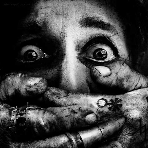 best horror scary and horror dps for whatsapp