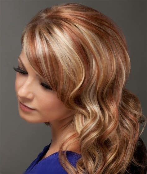 blonde red haircuts 5 hot red highlights that will impress your friends