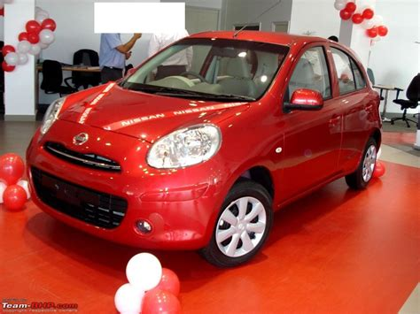 nissan micra india nissan micra to hit indian roads soon crazyrals