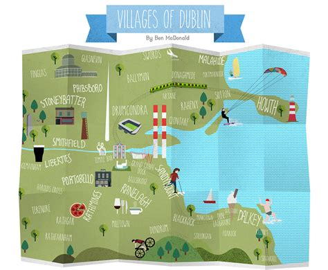 Traditional European Houses by Dublin Instagram Videos A City Of Villages Visit Dublin
