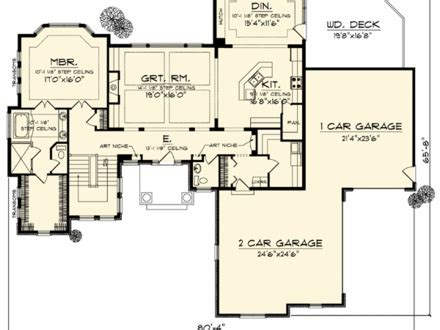 contemporary ranch house plans 171 unique house plans craftsman style house plans with porches small craftsman