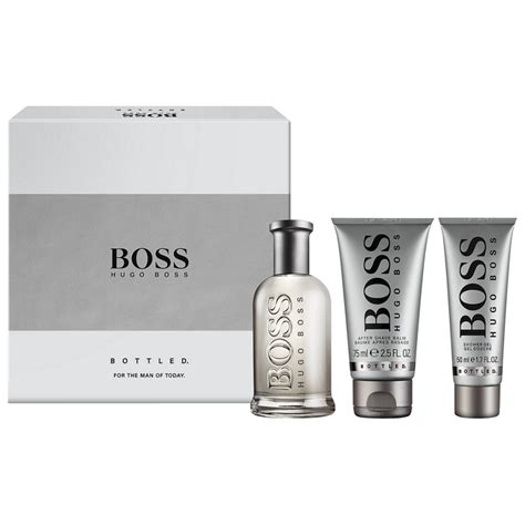 Bibit Parfum Hugo Energize 100 Ml hugo bottled edt aftershave balm showergel 100 ml 75 ml 50 ml 163 31 95