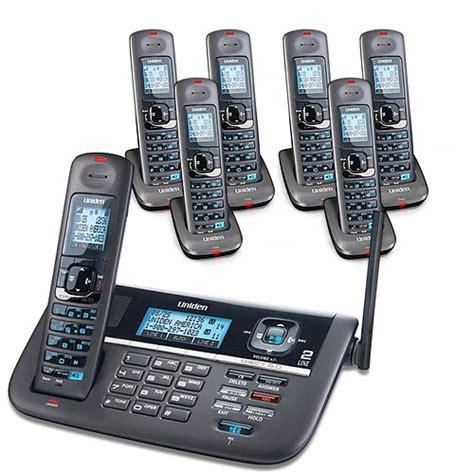 rugged cordless phone uniden dect 6 0 waterproof rugged cordless phone with caller