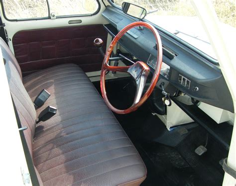 renault 4 interior renault 4 gordini project completed