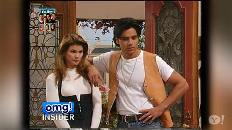 full house mom full house tv mom lori loughlin dishes on tv hubby john stamos watch the video