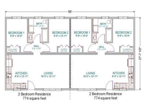 bedroom duplex floor house plans  bedroom duplex