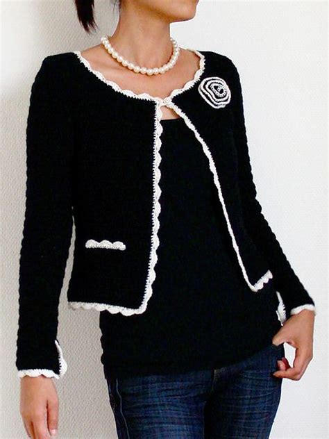Premium St Chanel Crinkle Knitted 2167 best crochet clothing inspiration images on
