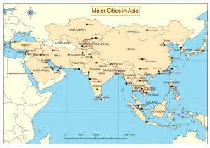 maps of asian cities world map weltkarte peta dunia
