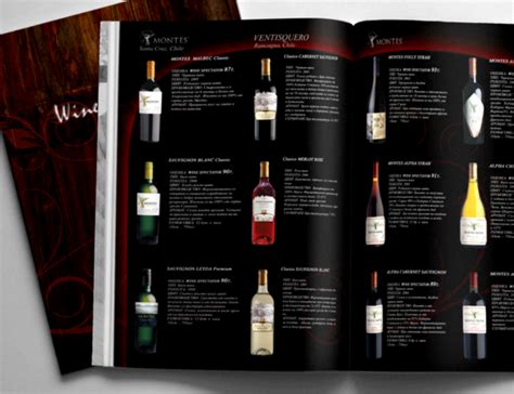 wine brochure template 12 wine brochure templates free word psd designs creative template
