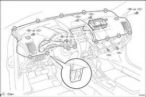 dash removal diagram inside scionlife