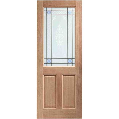 Glazed Exterior Door Carrol Glazed 2xg M T Chislehurst Doors