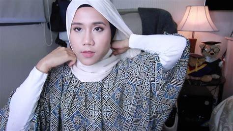tutorial hijab vivy yusof mira filzah neelofa vivy yusof hijab tutorial youtube