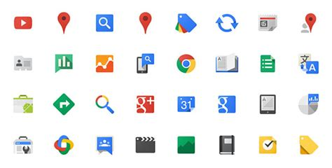 google design flat google announces 4 new types of ads for marketers