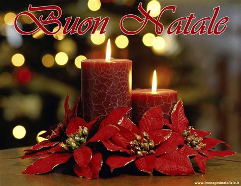foto candele natalizie immagini buon natale candele natalizie accese