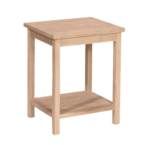 this end up desk for sale international concepts portman unfinished end table ot 41