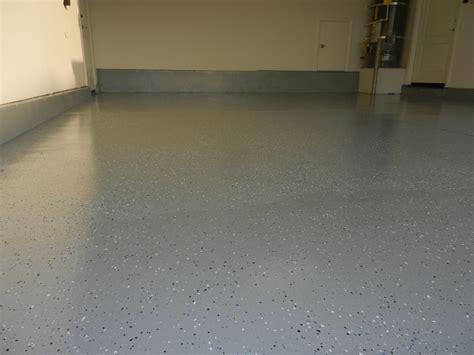 Epoxy Garage Floor Paint by Weekend Project Here S To A
