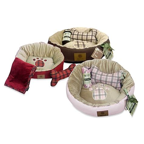 american kennel club dog beds american kennel club 3 piece pet bed set bed bath beyond