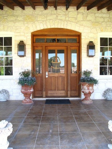 texas hill country porch hill country style homes 17 best images about porch tile on pinterest house