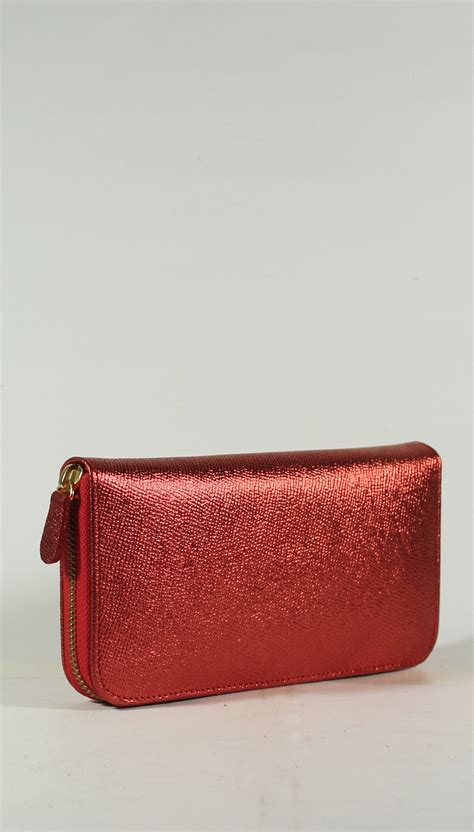 Hermes Mini Kulit Ular 5 tas kulit aslidompet wanita kulit sapi warna merah single resletin memuat banyak kartu whatsapp