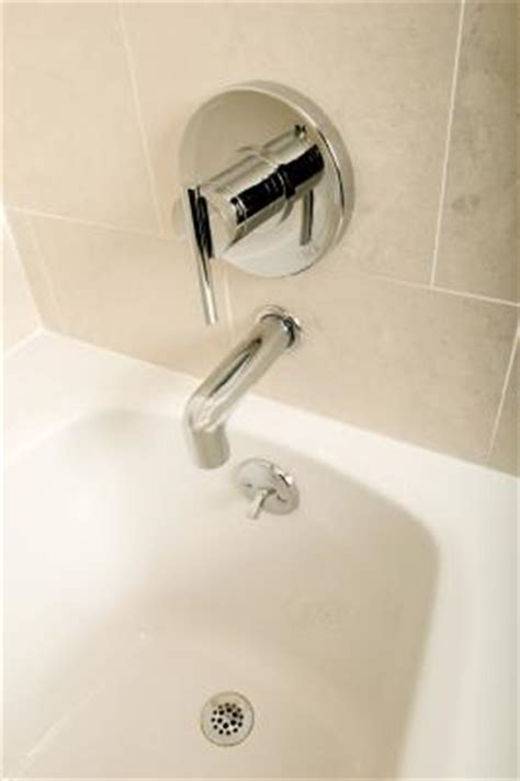 how to change bathtub knob how to replace a single hot cold bathtub knob home