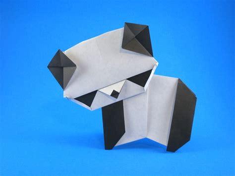 Origami Panda Easy - animal origami by makoto yamaguchi book review