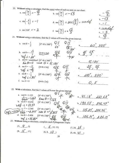 Verifying Inverses Worksheet by Uncategorized Simplifying Trigonometric Expressions