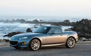 2012 mazda mx 5 miata rear left side view photo 14